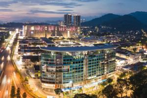 Melawati Corporate Centre (MCC), Selangor, Taman Melawati